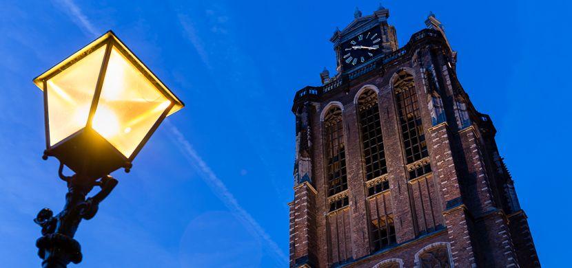 Afbeelding Grote Kerk Dordrecht